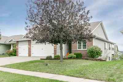 Iowa City Single Family Home For Sale: 68 Eversull Lane