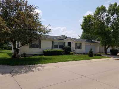 Iowa City Single Family Home For Sale: 145 Paddock Circle #Lot #64