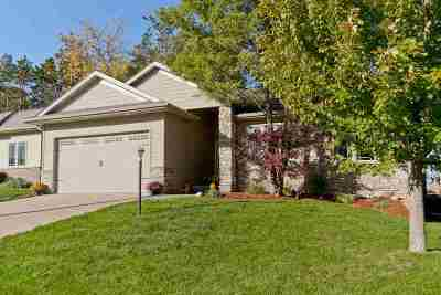 Coralville Single Family Home New: 2262 Dempster Dr