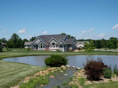 Independence IA Single Family Home New: $599,900