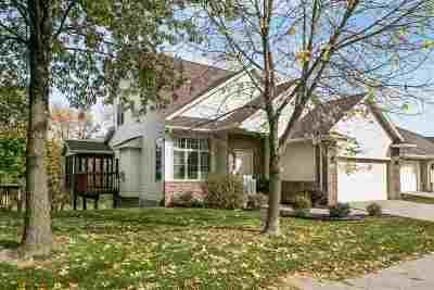 Coralville Condo/Townhouse For Sale: 2148 Terra Ln