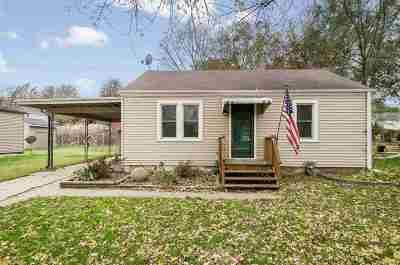 Coralville Single Family Home For Sale: 704 8th Ave.