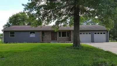 Solon Single Family Home For Sale: 4161 Sugar Hill Ln NE