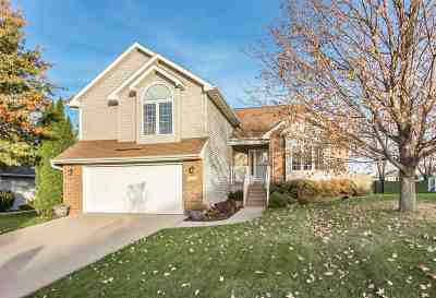 Iowa City Single Family Home For Sale: 1226 Goldenrod Dr