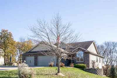 Iowa City IA Single Family Home New: $399,900