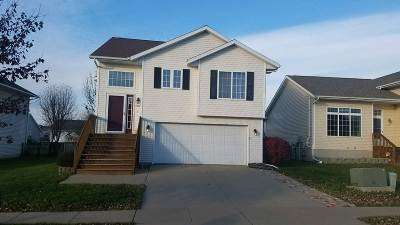 North Liberty IA Single Family Home New: $195,000