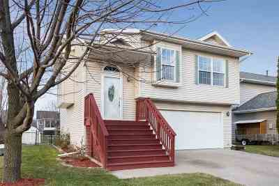 Iowa City IA Single Family Home New: $196,900