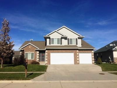 North Liberty IA Single Family Home New: $375,000