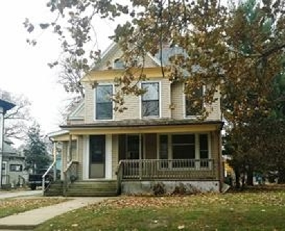 Cedar Rapids Single Family Home For Sale: 1509 B Avenue NE