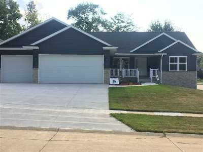 Tiffin Single Family Home For Sale: 1300 Iris