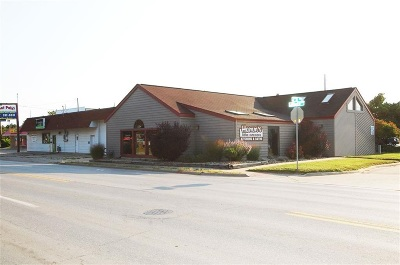 Iowa City Commercial For Sale: 1132/1134 S Gilbert St