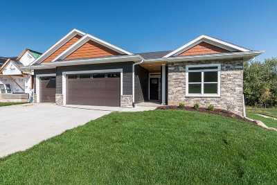 Iowa City IA Single Family Home For Sale: $429,000