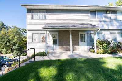 Solon Condo/Townhouse Back On Market: 404 N Iowa St, #1 #1