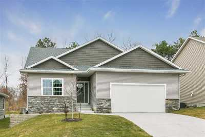 Coralville Single Family Home For Sale: 2007 Dempster