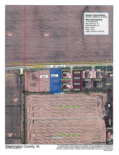 Washington Residential Lots & Land For Sale: 575 W 18th St