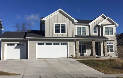 Solon Single Family Home For Sale: 4118 Deacon Lane NE