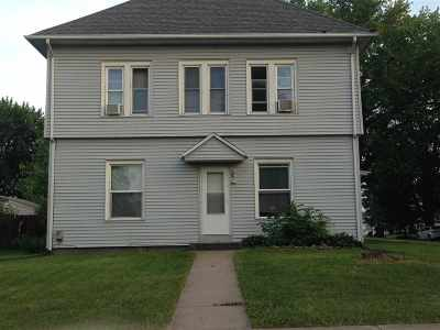 Lone Tree Single Family Home For Sale: 301 E Jayne St #1 and 2