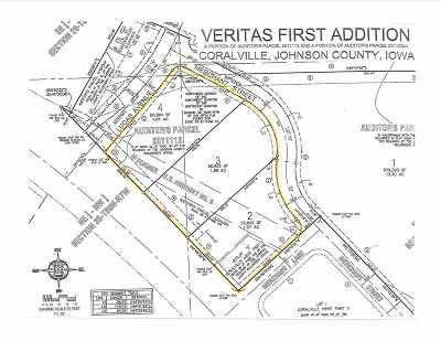 Coralville Residential Lots & Land For Sale: 3600 2nd St
