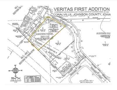 Coralville Residential Lots & Land For Sale: 3604 2nd St