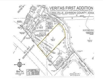 Coralville Residential Lots & Land For Sale: 3602 2nd St