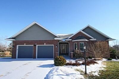 Iowa City IA Single Family Home For Sale: $428,000