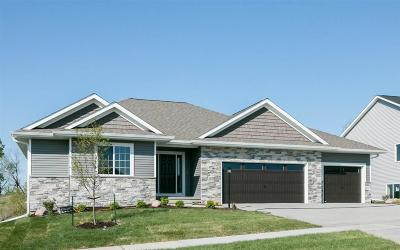 Iowa City IA Single Family Home New: $409,900