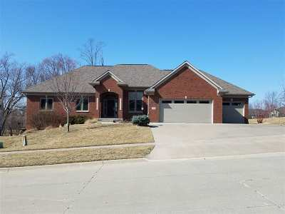 Coralville IA Single Family Home New: $549,900
