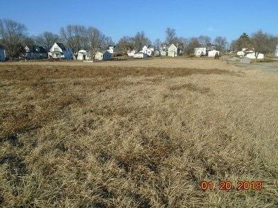 Cedar County Residential Lots & Land For Sale: South/Cedar E Street