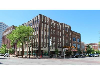 Cedar Rapids Commercial For Sale: 305 2nd St. SE 5th Floor
