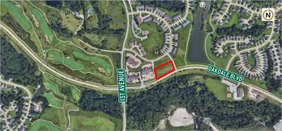 Coralville Residential Lots & Land For Sale: Oakdale Blvd.