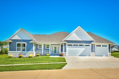 Cedar Rapids IA Single Family Home New: $424,900