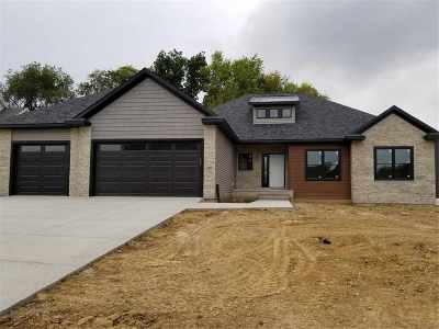 Cedar Rapids IA Single Family Home New: $485,000
