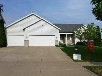 Cedar Rapids Single Family Home Contingent: 316 Westridge Dr SW