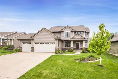 Coralville IA Single Family Home New: $466,750