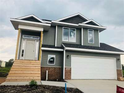 Iowa City IA Single Family Home New: $250,000
