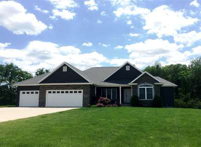 Riverside Single Family Home For Sale: 1457 Walter Mapp Drive