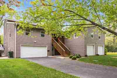 Iowa City IA Single Family Home New: $410,000