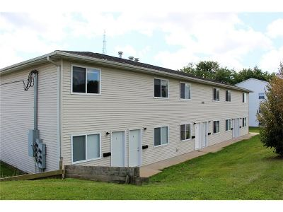 Cedar Rapids Multi Family Home For Sale: 2121 Blairs Ferry Rd NE