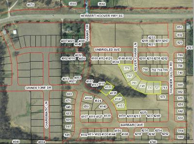 Iowa City Residential Lots & Land For Sale: 727 Silver Charm Lane