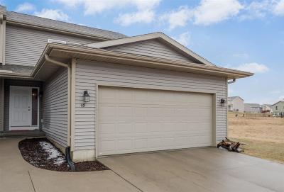 Cedar Rapids Condo/Townhouse New: 49 Woodstone Ln SW