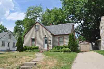 Iowa City IA Single Family Home New: $245,000