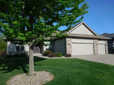 Coralville IA Single Family Home New: $389,900