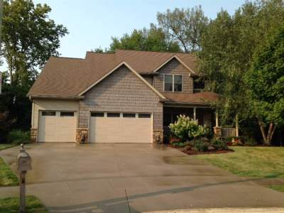 Coralville IA Single Family Home New: $559,900