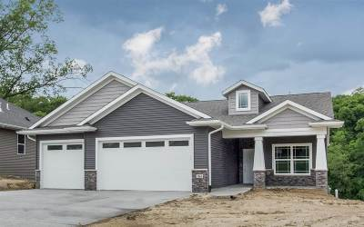 Coralville Single Family Home Contingent: 2016 Dempster Dr.