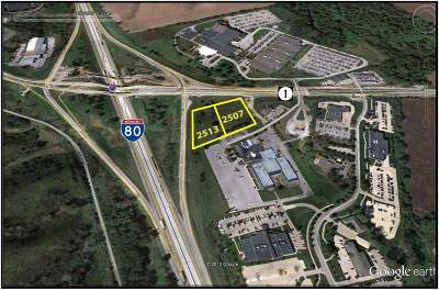 Iowa City Residential Lots & Land For Sale: 2513 N Dodge
