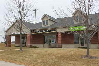 North Liberty Commercial For Sale: 1295 Jordan St #2