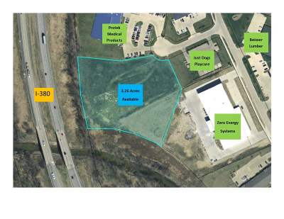 Coralville Residential Lots & Land For Sale: 4120 Westcor Ct