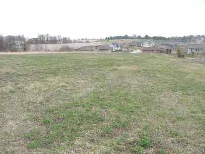 Cedar County Residential Lots & Land For Sale: 710 Sullivan (Lot 21)