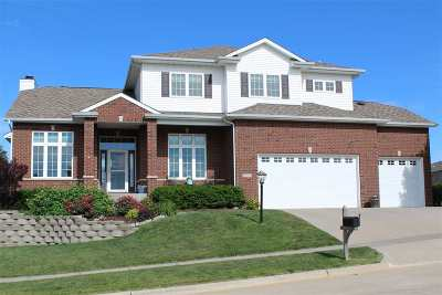 Iowa City IA Single Family Home Contingent: $479,900
