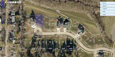 Iowa City Residential Lots & Land For Sale: 762 Silver Ln